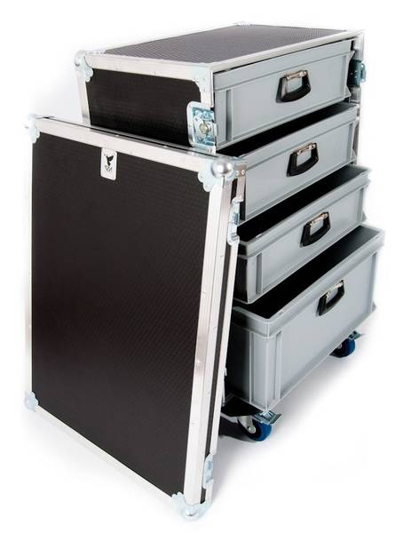 fabriquer flight case guitare