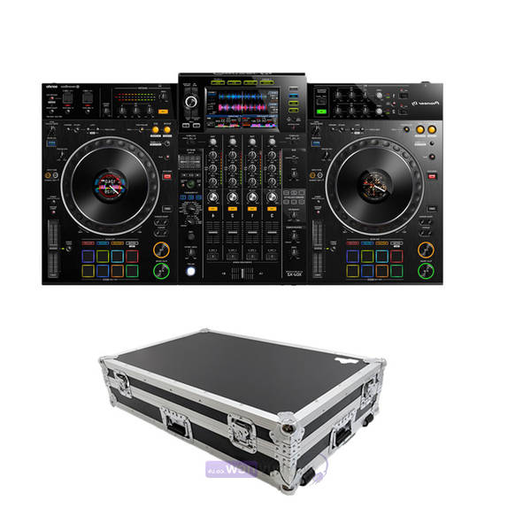 Flight case traktor s2 - Pas cher