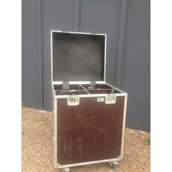 Flight case fender
