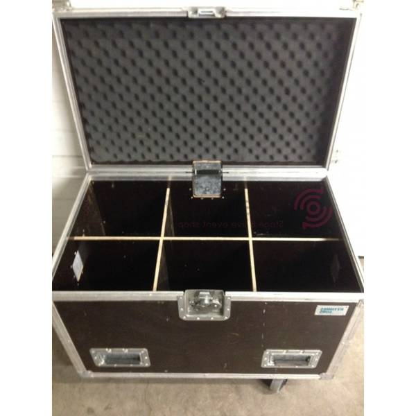 flight case backline